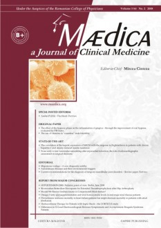MÆDICA - a Journal of Clinical Medicine | Volume 3(6) No.2 2008