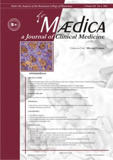 MÆDICA - a Journal of Clinical Medicine | Volume 5(8) No.2 2010