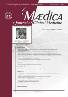 MÆDICA - a Journal of Clinical Medicine | Volume 5(8) No.4 2010